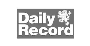 daily record logo transparent